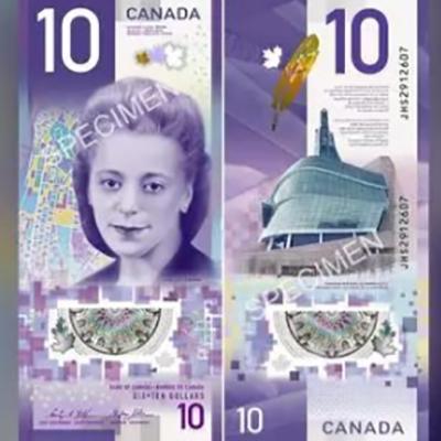 世界最佳纸币名单公布,美到窒息!70周年纪念钞遗憾落选